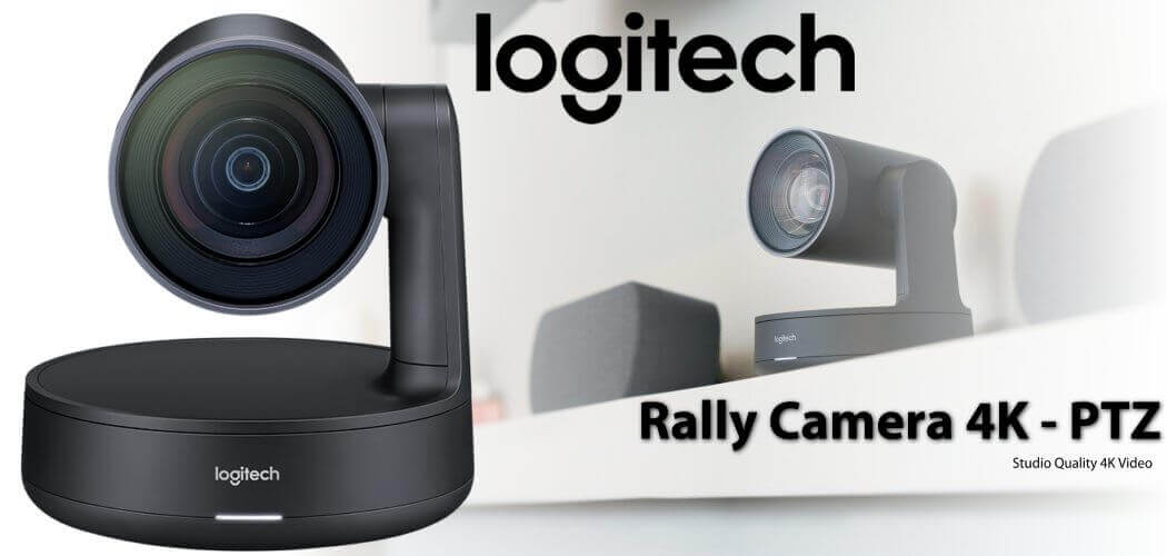 Logitech Rally Camera Uganda