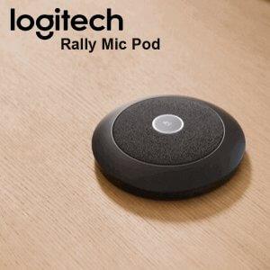 Logitech Rally Mic Pod Kampala