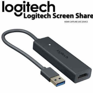 Logitech Screen Share Hdmi Capture Uvc Device