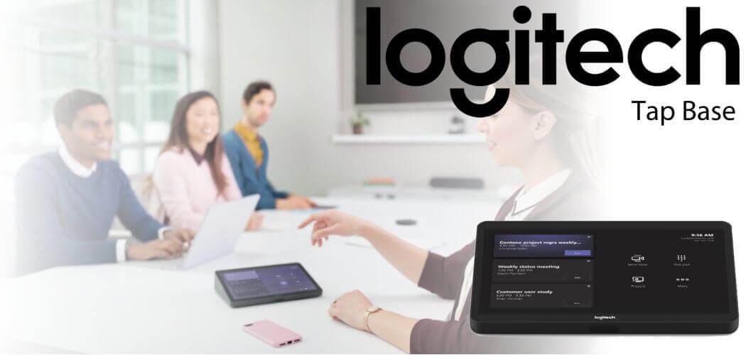 Logitech Tap Base Uganda