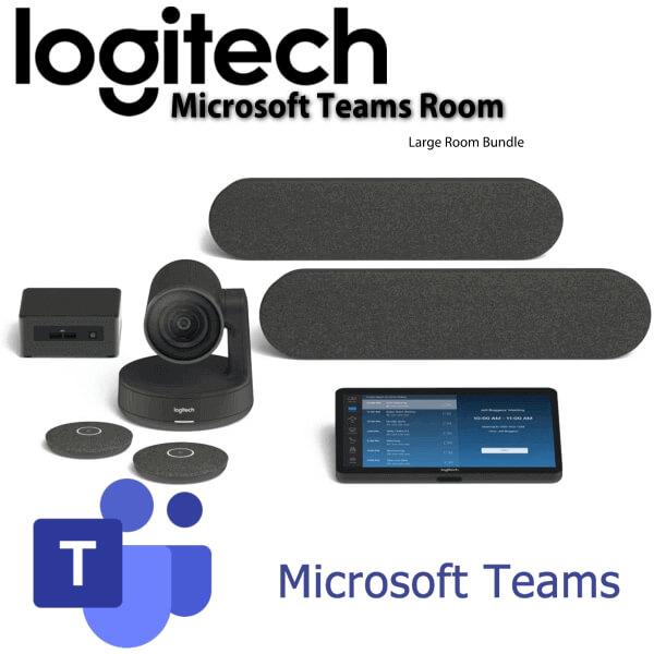 Logitech Teams Large Room Kampala