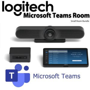 Logitech Teams Small Room Bundle Kampala