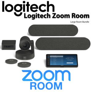 Logitech Zoom Large Room Bundle Kampala