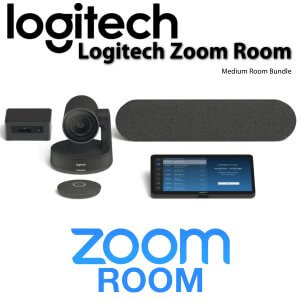 Logitech Zoom Medium Room Kampala