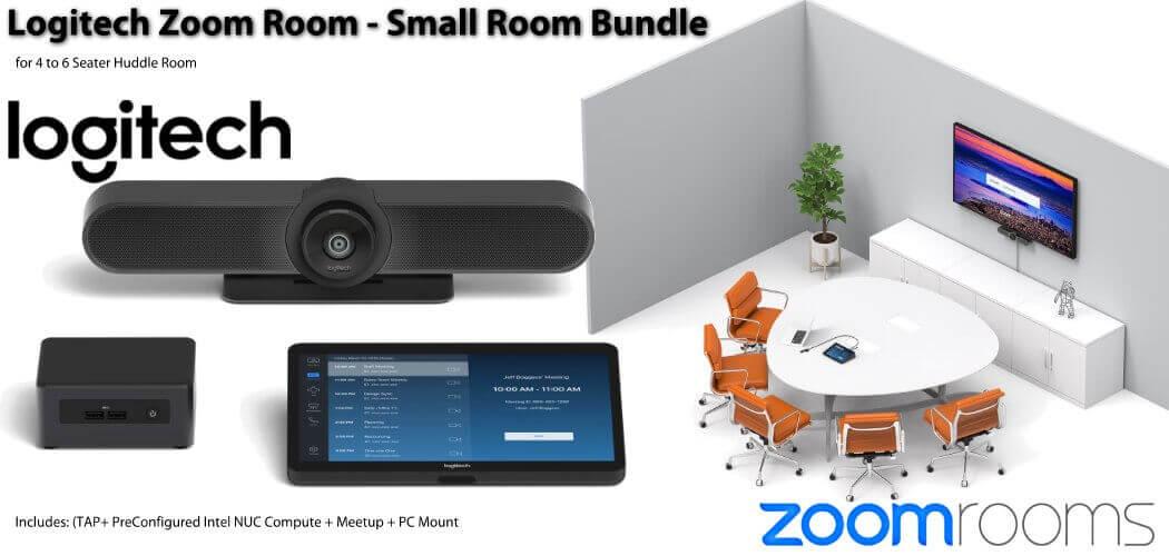 Logitech Zoom Small Room Bundle Uganda