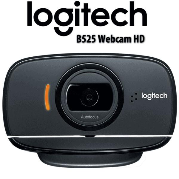Logtiech B525 Webcam Kampala