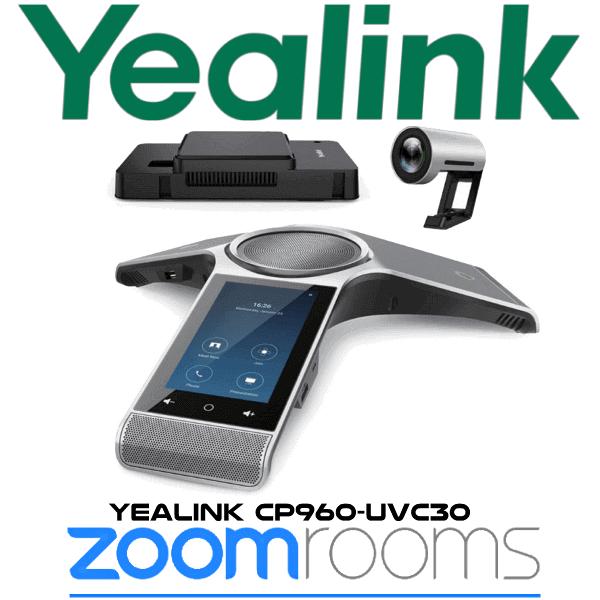 Yealink Cp960 Uvc30 Zoom Room Kit