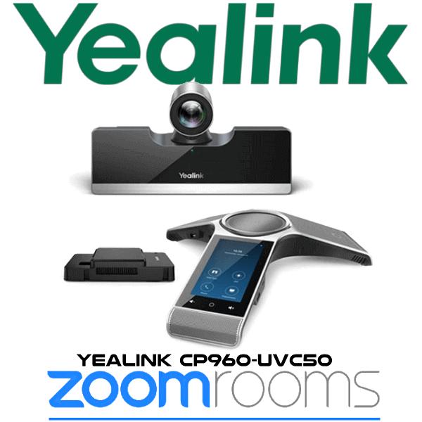 Yealink Cp960 Uvc50 Zoom Room Kit