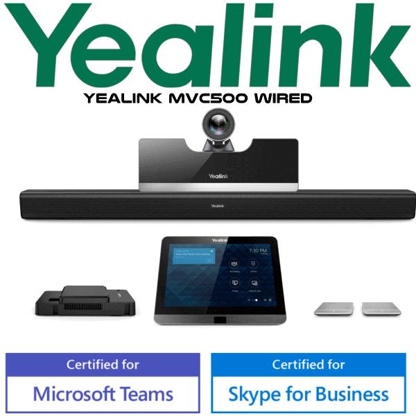 Yealink Mvc500 Wired Uganda
