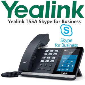 Yealink Sip T55a Skype For Business Uganda