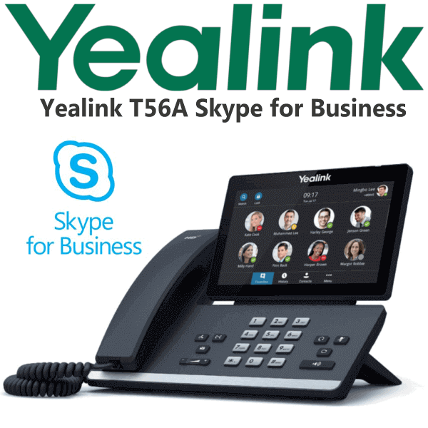 Yealink Sip T56a Skype For Business Uganda