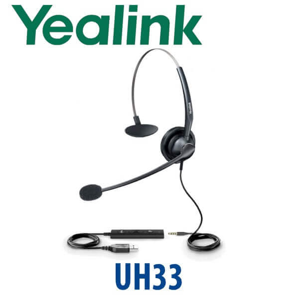 Yealink Uh33 Uganda