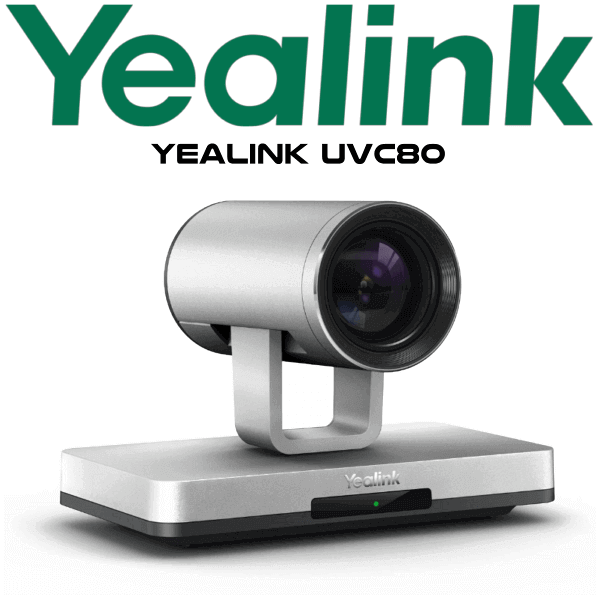 Yealink Uvc80 Camera Uganda