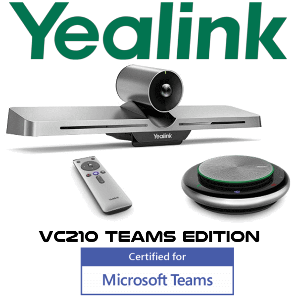 Yealink Vc210 Teams Uganda