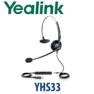 Yealink Yhs33 Uganda